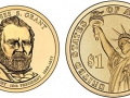 27th Dartistry - Chalker Prizes -one dollar pres coin